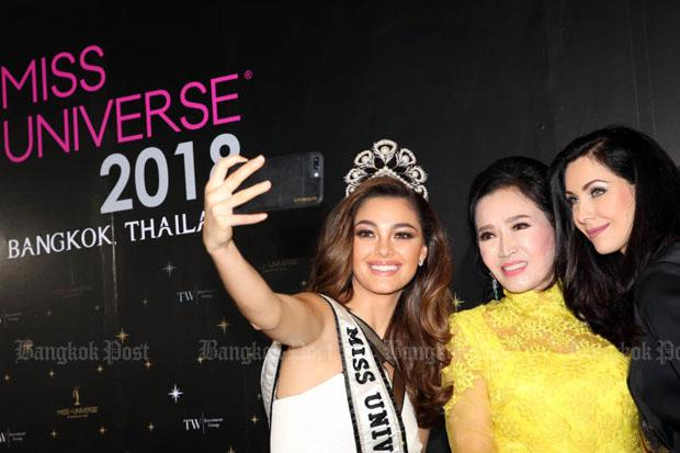 Miss Univers 2018 >> Thailand To Host Miss Universe 2018 In December Bangkok Post News