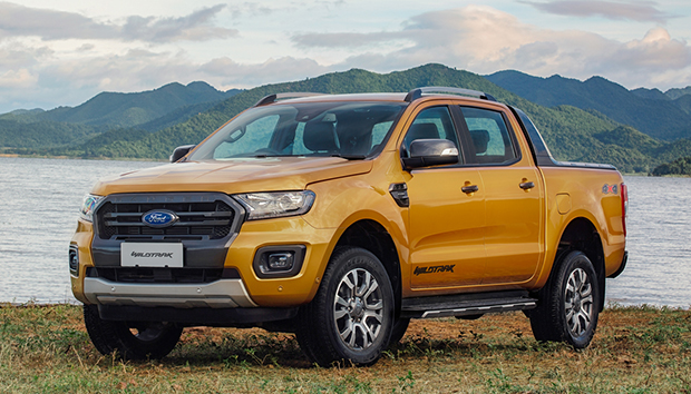 Ford Ranger Wildtrak Bi-Turbo 4x4 (2018) review