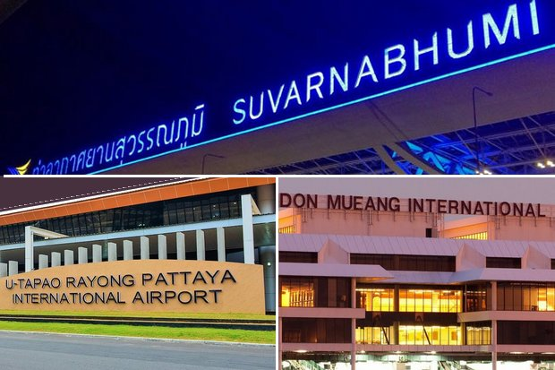 Government contract terms for the railway linking these three airports call for land development along the route.