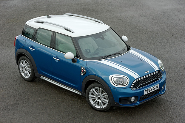 Thai Prices Of Mini Cooper S Countryman Fall By Nearly 500k