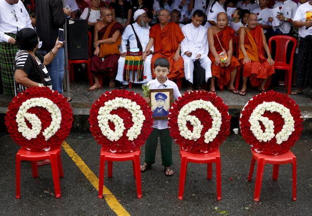 30 years on, Myanmar remembers pro-democracy uprising