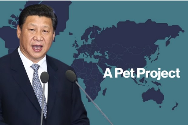 President Xi Jinping has made China simultaneously more self-confident, more paranoid and less willing to engage the world. (YouTube/Bloomberg)