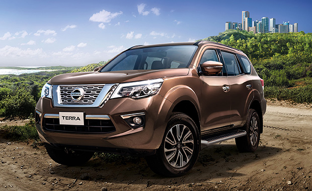 2018 Nissan Terra: Thai Prices And Specs