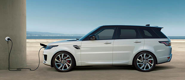 2018 Range Rover Sport Plug In Hybrid Thai Prices And Specs