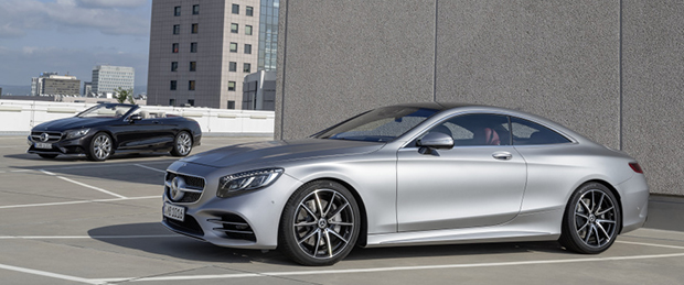 2018 Mercedes Benz S560 Coupe And Cabriolet Thai Price And