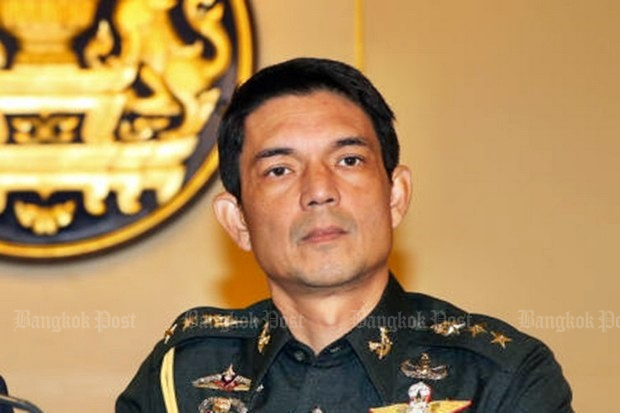 Col Winthai Suvaree, army spokesman, says a committee has been set up to investigate whether to pursue the rape charges. (File photo)