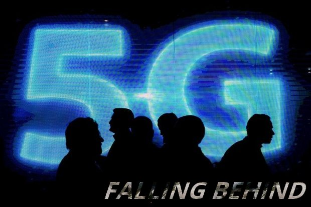 Getting 5G up and running by 2020 is a vital project, but recent policies of government, the regulators and the mobile phone companies make it unlikely.