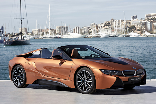 2018 Bmw I8 Roadster Thai Price And Specs Bangkok Post Auto