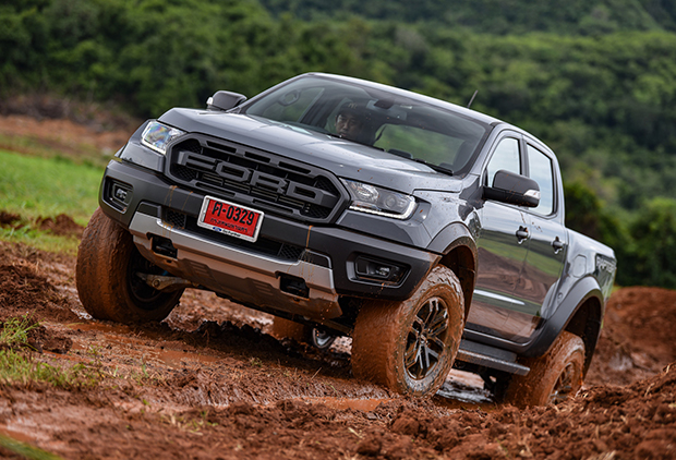 Ford Ranger Raptor 2 0 Bi Turbo 2018 Review