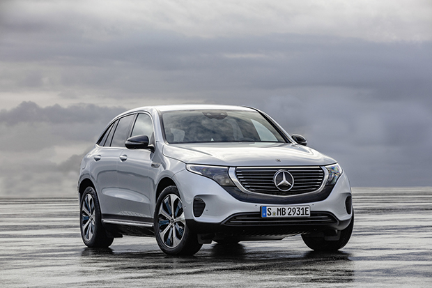 2019 Mercedes-Benz EQC Price, Release Date, Redesign, Specs >> Mercedes Benz Unveils Eqc As First All Electric Ev