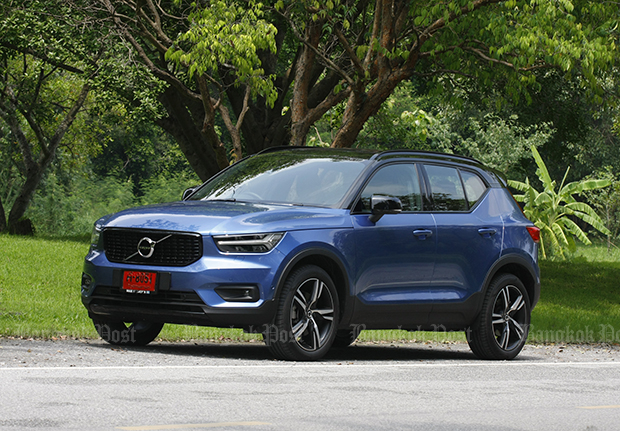 Volvo XC40 T5 R-Design (2018) review