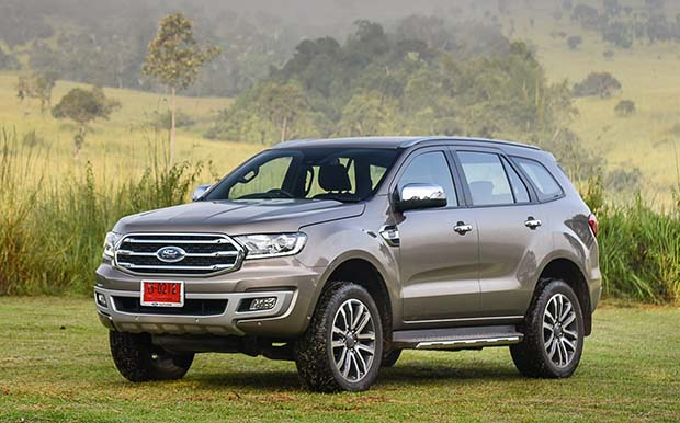 Ford Everest 2 0 Bi-Turbo 4x4 Titanium+ (2018) review