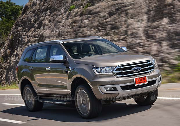 Ford Everest 2.0 Bi-Turbo 4x4 Titanium+ (2018) review
