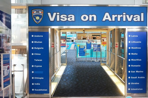 For the next two months all visitors from the 21 nations who need visas on arrival won't have to pay a baht - in hopes the Chinese will like Thailand again.