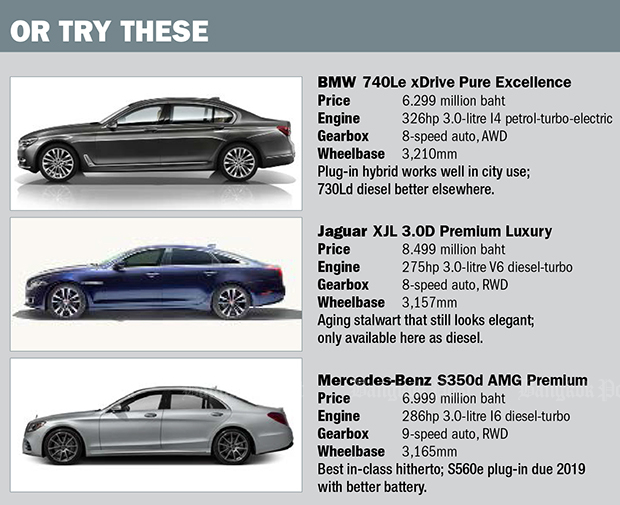 Audi A8 L 55 TFSI Quattro Prestige (2018) review