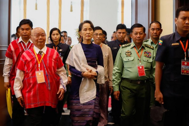 Myanmar's peace hangs in the balance