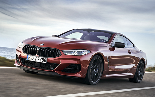 2018 BMW 8 Series Coupe M850i xDrive review
