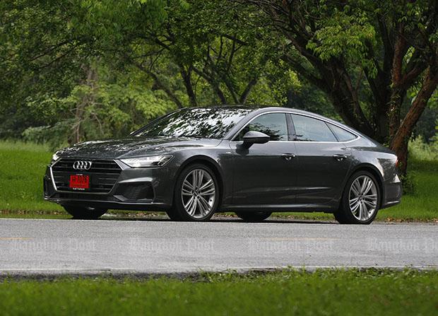 Audi A7 Sportback 55 TFSI Quattro S-Line (2018) review