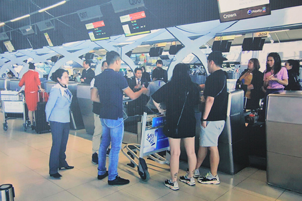 2 Chinese arrested for stealing Rimowa bags at Suvarnabhumi