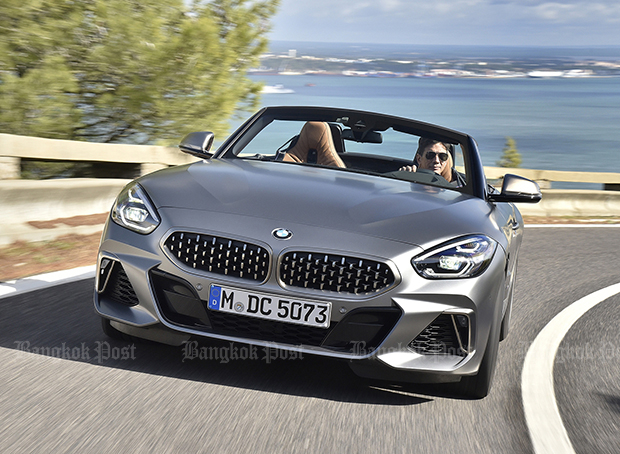 BMW Z4 M40i (2019) review