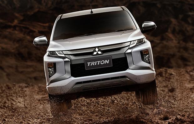 2018 Mitsubishi Triton facelift: Thai prices and specs
