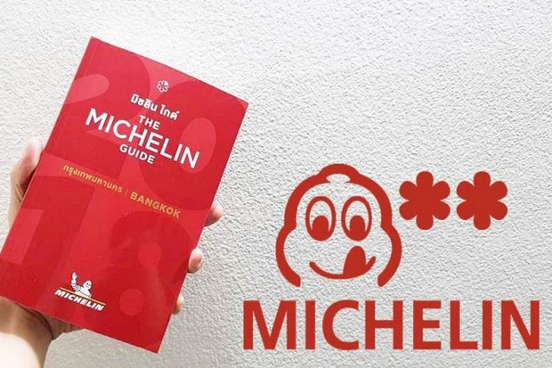 The new Michelin Guide has awarded stars to 27 restaurants, and this time including eateries outside Bangkok - in Phuket, Nonthaburi and Samut Sakhon. (Graphic courtesy Public Relations Department)