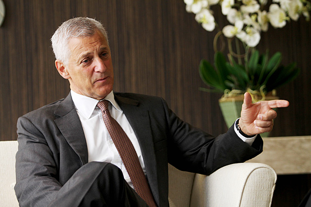 """""""Clients want more human interaction for the difficult decisions they are taking, and less interaction for the more manual processes. So we have more relationship managers, more wealth advisers, more product developers and more people who understand customer trends"""" — WILLIAM WINTERS, Group chief executive, Standard Chartered"""