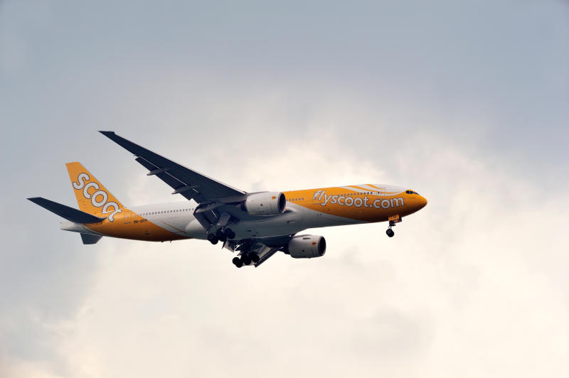 Scoot will take over some routes from SilkAir as part of a plan to absorb the regional airline into the parent brand, Singapore Airlines. (Scoot photo)
