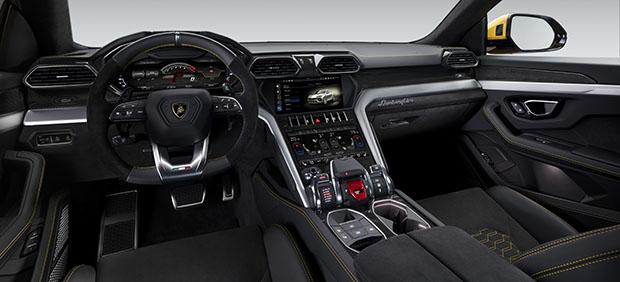 2018 Lamborghini Urus Thai Pricing And Specs Bangkok Post Auto