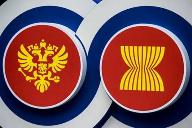 The erratic Trump administration has motivated Asean to elevate Russia (above) and the European Union to become strategic partners.