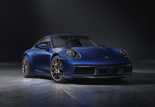 Porsche Reveals New 911 Carrera S For 2019