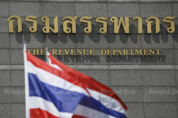 The main reason the Revenue Department is interested in implementing blockchain for VAT payments is to eliminate fraud in the system. (Bangkok Post photo)
