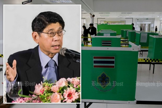 Deputy Prime Minister Wissanu Krea-ngam says it's legal to campaign now, but political parties and the Election Commission don't accept his word.
