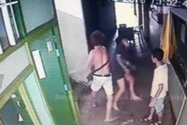 Vietnamese arrested fleeing country after vicious assault