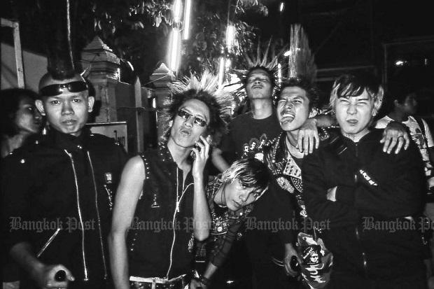 Punk rock memories