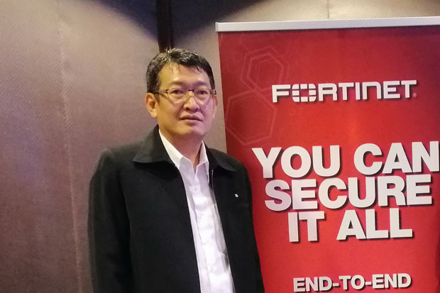 Witthaya Junghatthakarnsathit: 'In 2019, we will see significant advancement in cybercriminal tools' (Photo supplied)