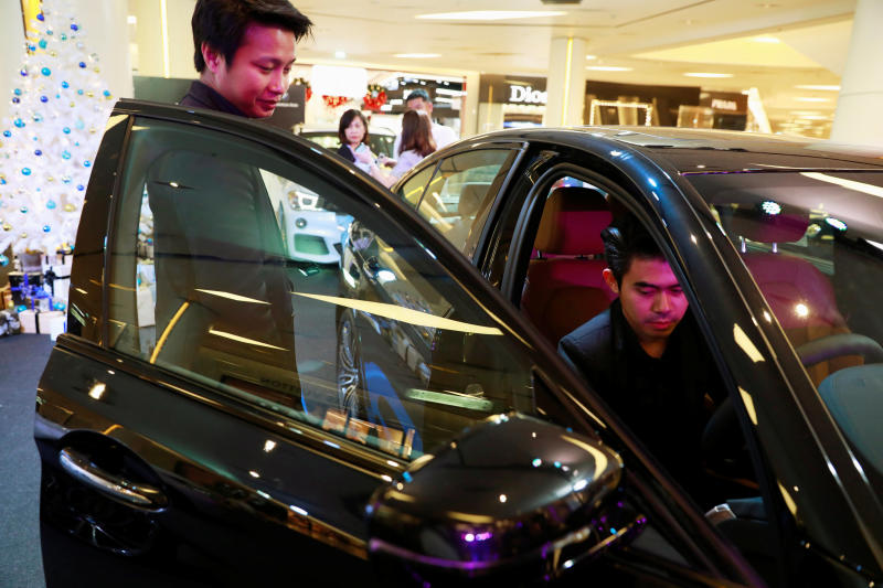 Car sales in high gear but bumps seen ahead