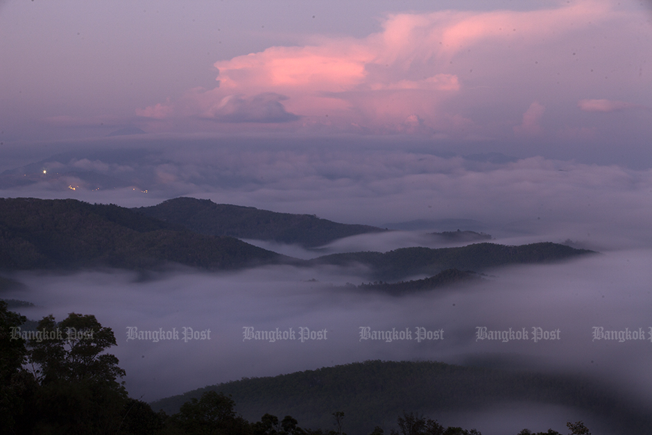 From dawn to dusk in Betong