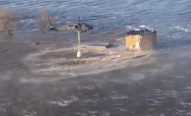 At least three dead in U.S. Midwest flooding