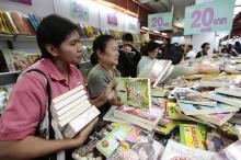 Book fair begins