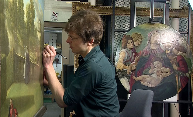 'Imitation' Botticelli painting revealed to be real