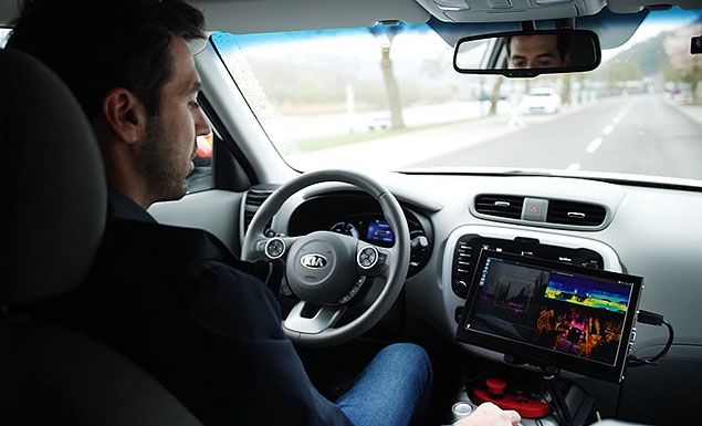 France, Germany,Luxembourg test driverless technology in Schengen