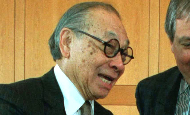 Louvre pyramid architect I.M. Pei dead at 102