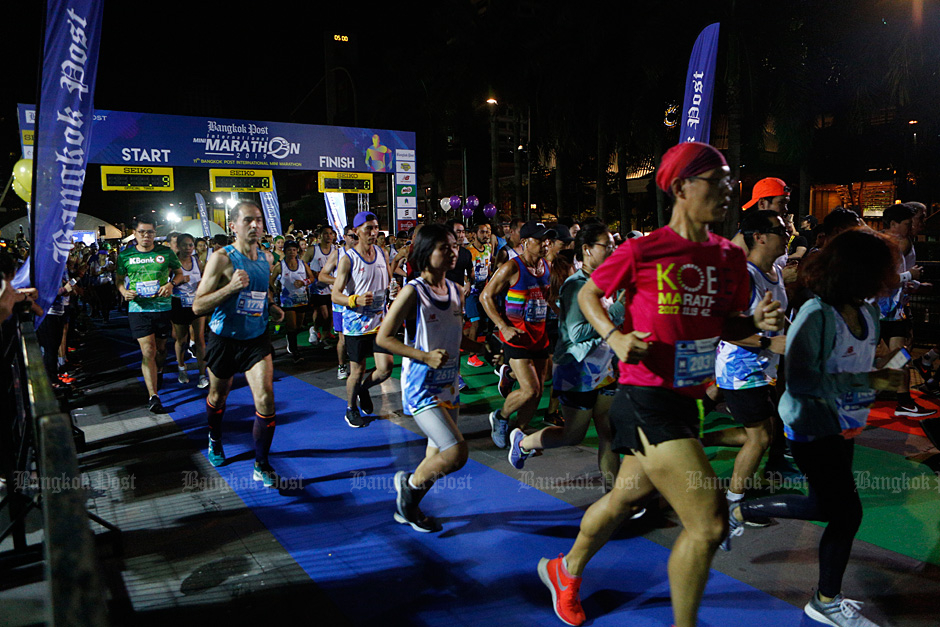 Bangkok Post International Mini Marathon 2019