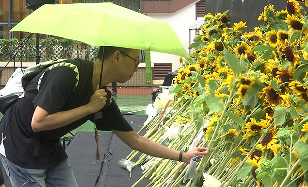 Psychologists offer help as Hong Kong mourns