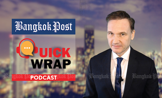 QuickWrap podcast Sep 6, 2019