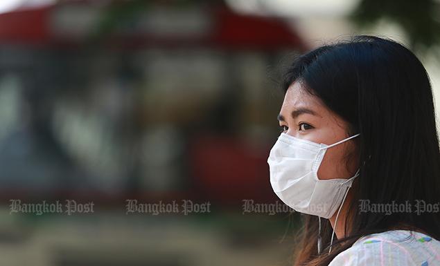 Toxic smog covers Bangkok