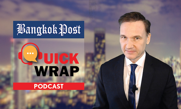 QuickWrap podcast Oct 25, 2019
