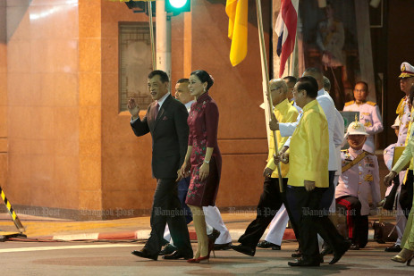 King and Queen in Yaowarat -2