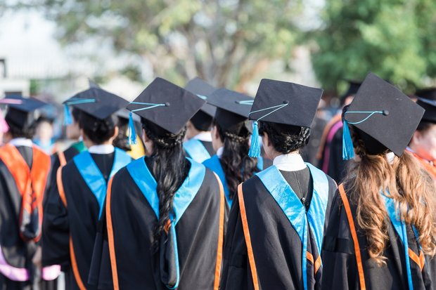 A shift in demographic structures and digital disruption are forcing universities to try to adapt as the number of young attendees declines and many choose to learn online instead of in the classroom.